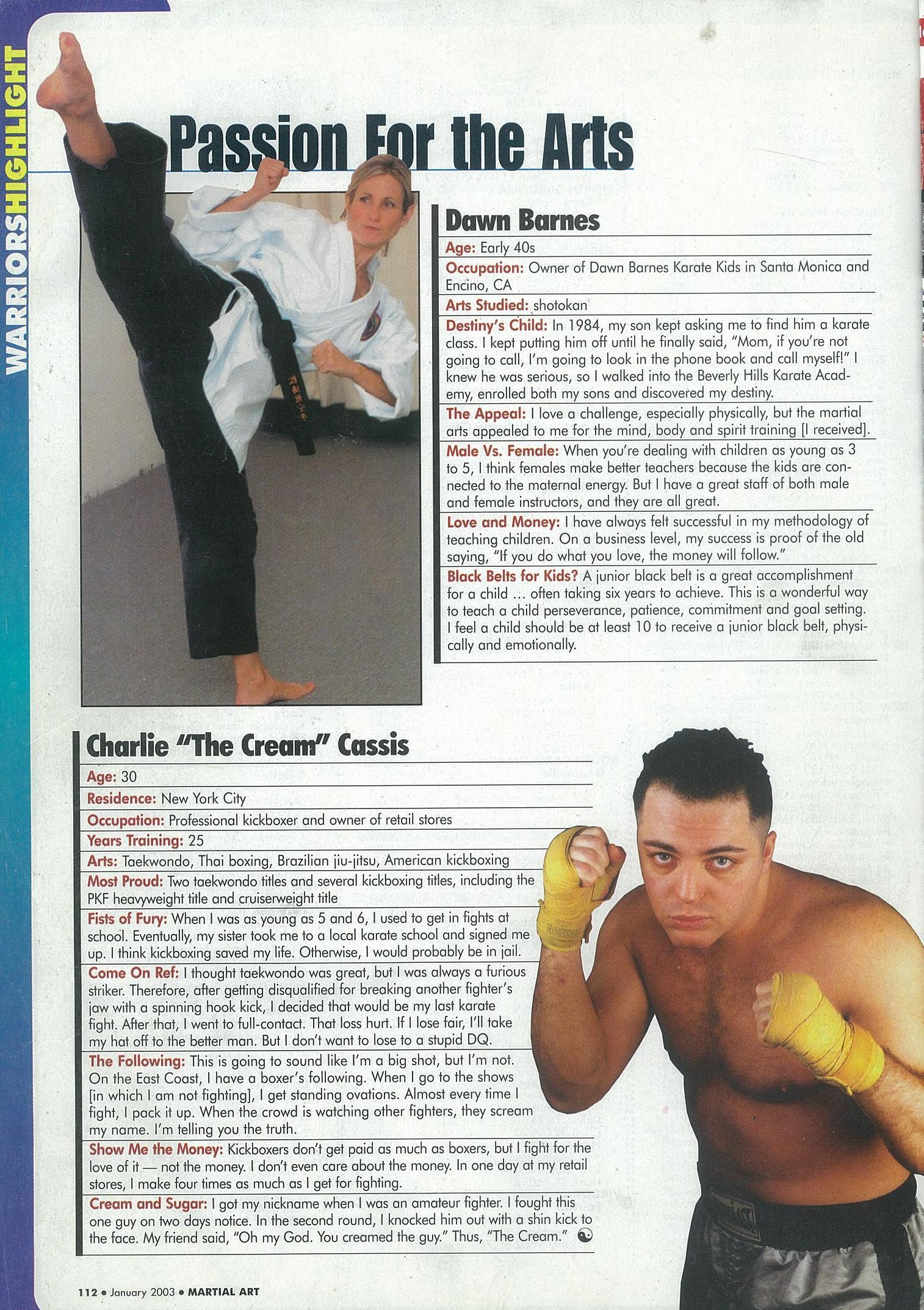 Martial Art 1