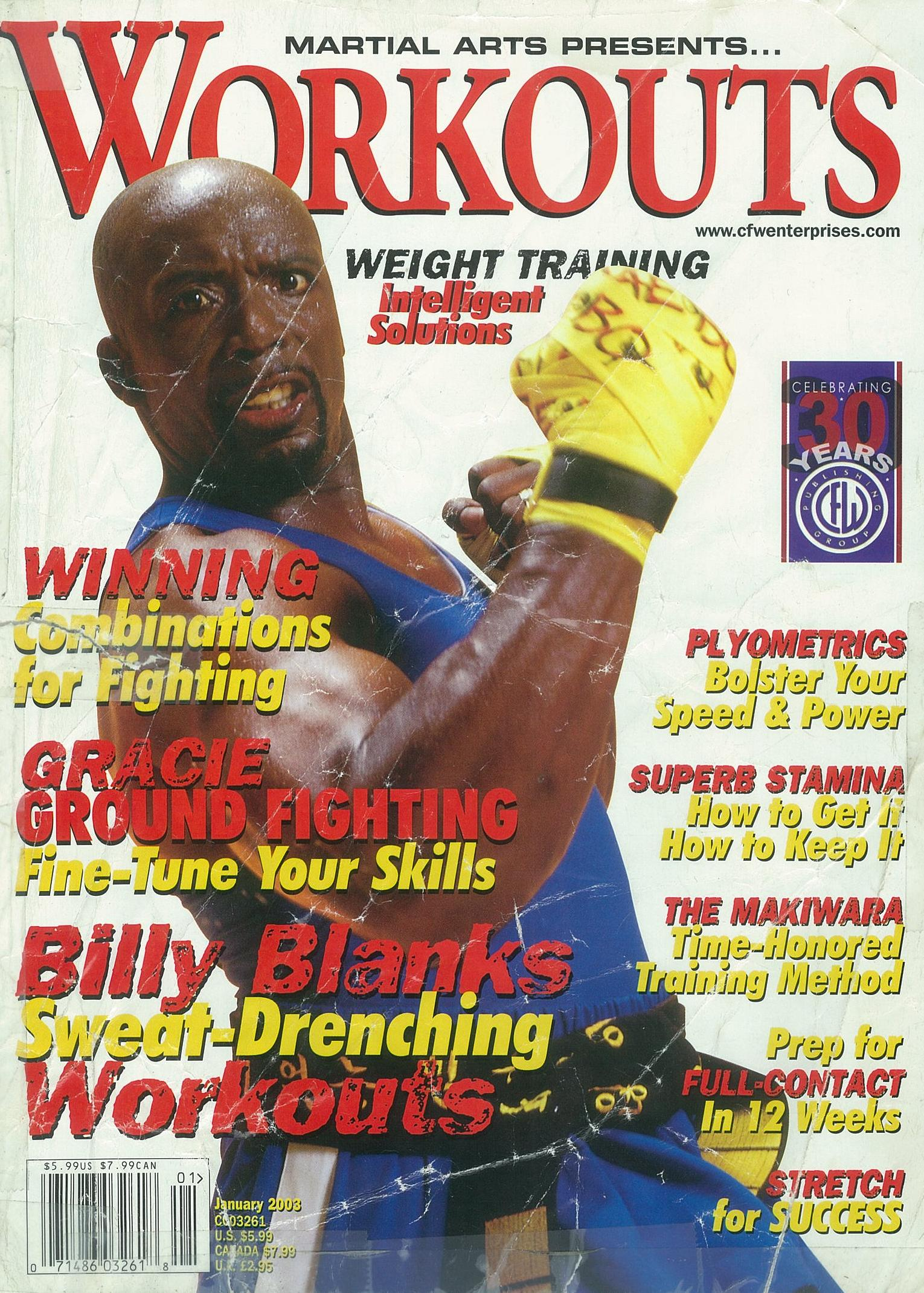 Workouts Magazine